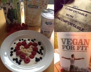 Meine Vegan For Fit 30 Tage Challenge