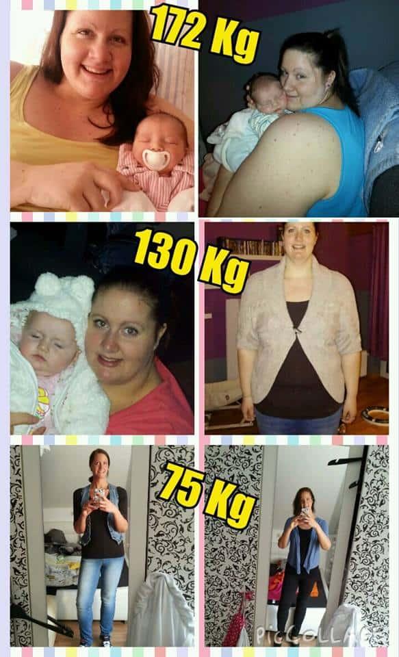 ich wiege 130kg wie kann ich abnehmen