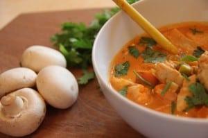 Ein Paleo Thai Curry