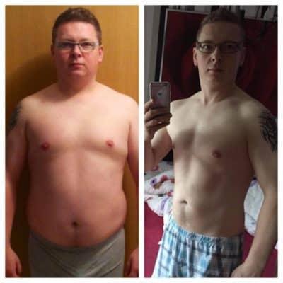 Vorher Nachher Fitness