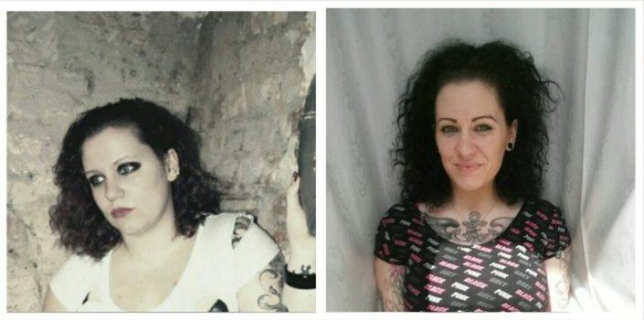 Vorher Nachher Natalie Gewicht verloren