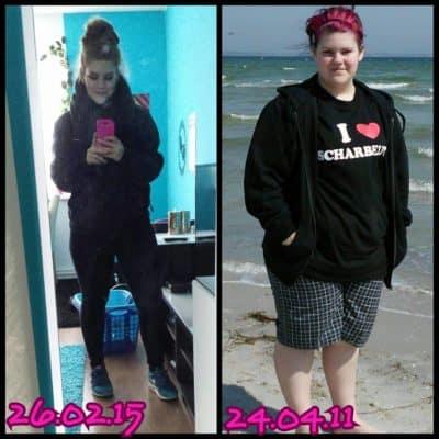 Rina Gewicht reduziert