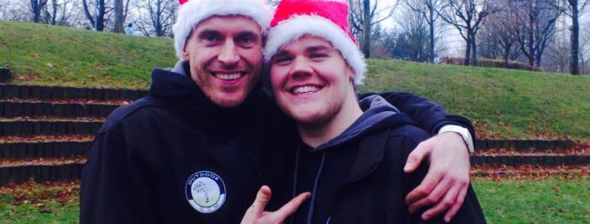 Weihnachten trainieren mit Felix Klemme