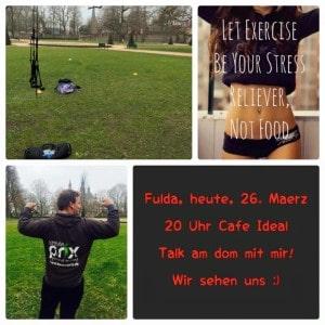 Outdoor Training in Fulda Torsten Prix