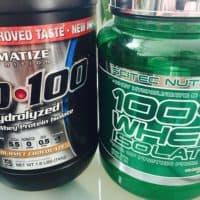 Whey Isolat Protein