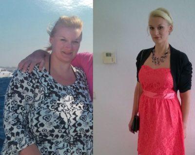 Madlen großer Gewichtsverlust