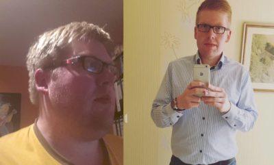 Markus hat effektiv abgenommen