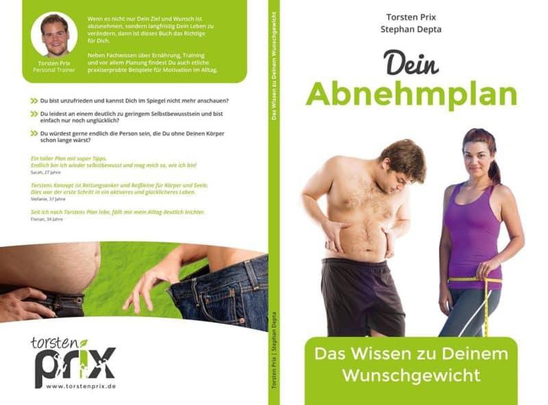 Torsten Prix Buch - Dein Abnehmplan