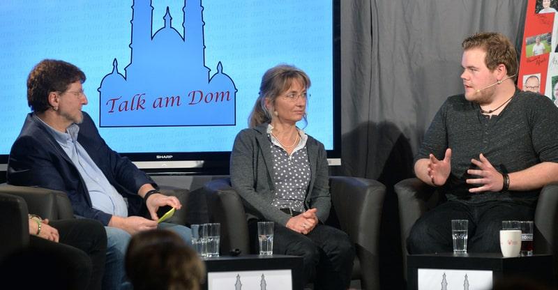 Torsten Prix als Talk-Gast in Fulda