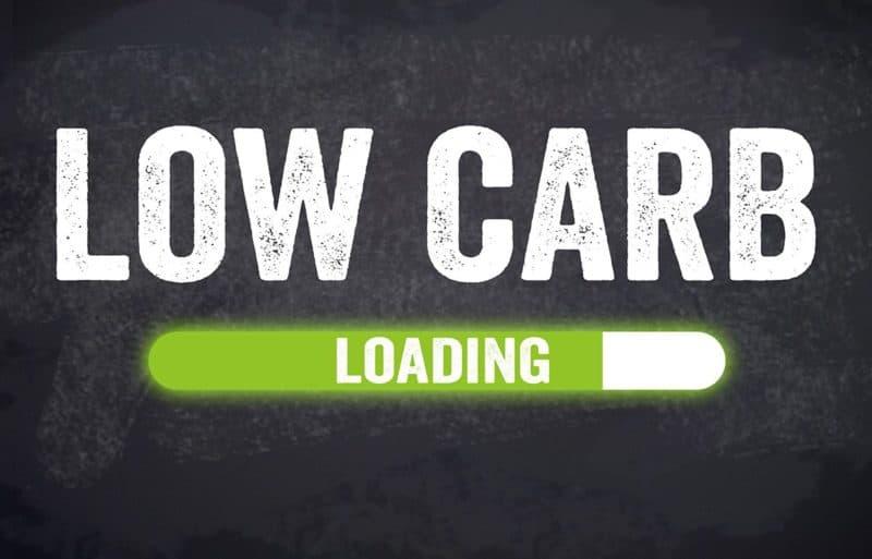 Low Carb für Körperfett Reduktion