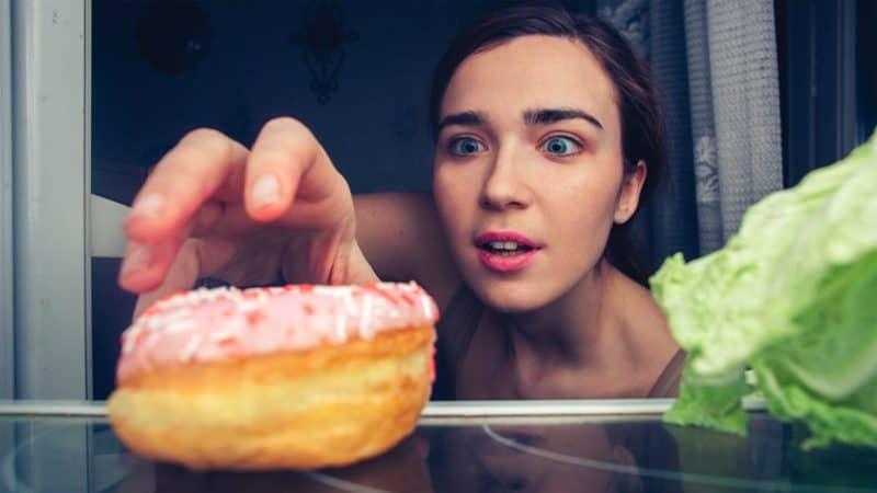 Tipps gegen Heißhunger während dem Zuckerentzug