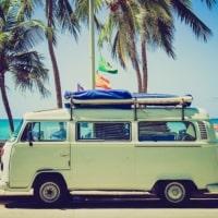 Im Urlaub nicht zunehmen -Camping