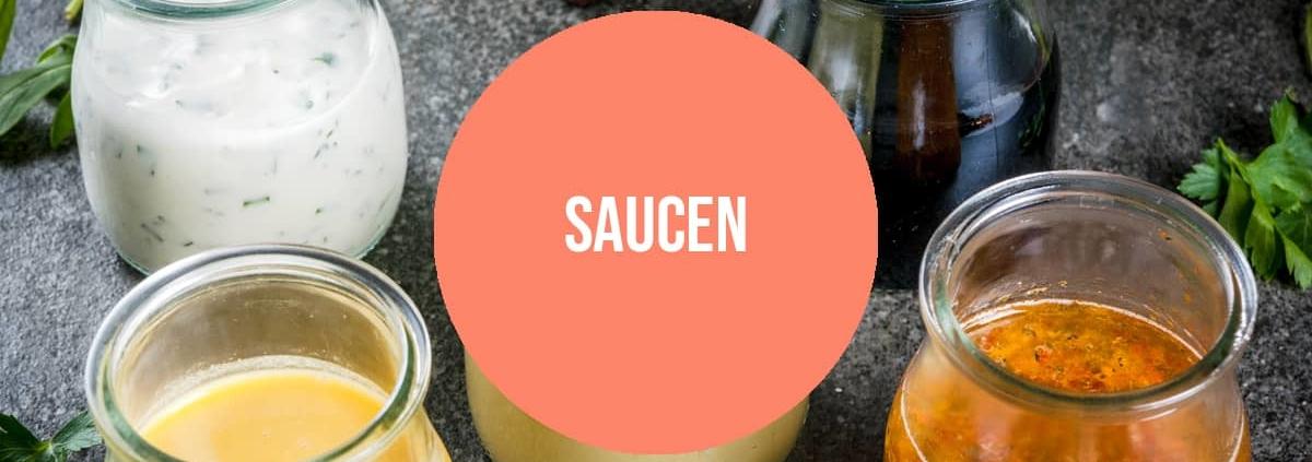 Kalorienfreie Saucen